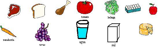 el origen de los alimentos ciclo en el que se ven los alimentos desde